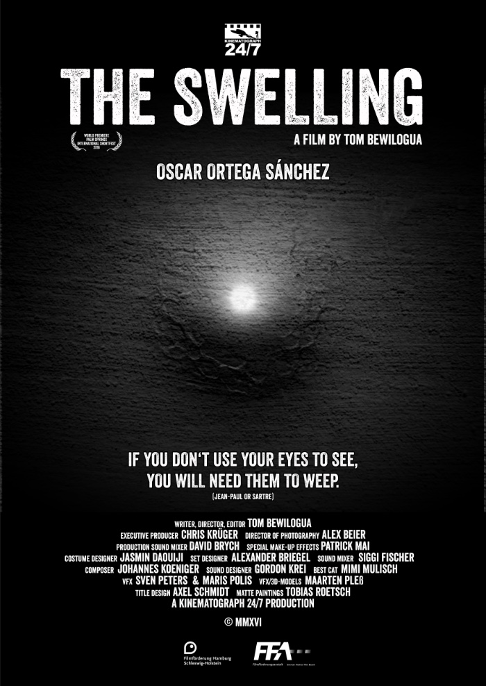 The Swelling - Poster